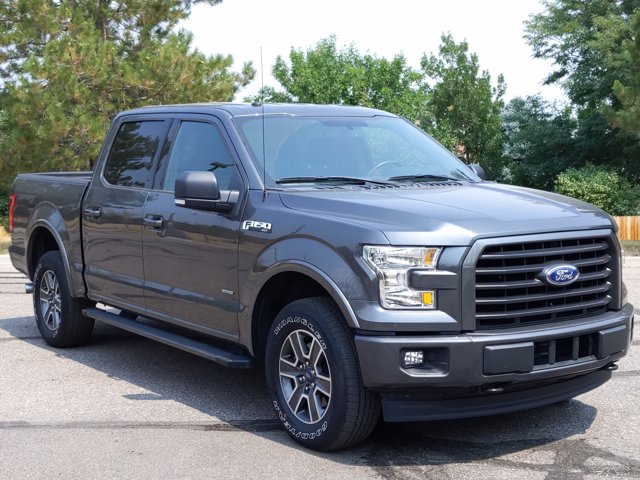 2017 Ford F-150 SuperCrew Cab 4x4, Pickup #HFC86552 - photo 4