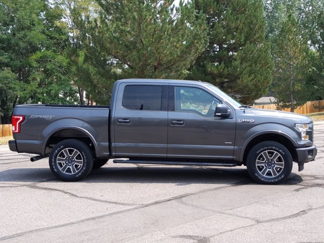 2017 Ford F-150 SuperCrew Cab 4x4, Pickup #HFC86552 - photo 5