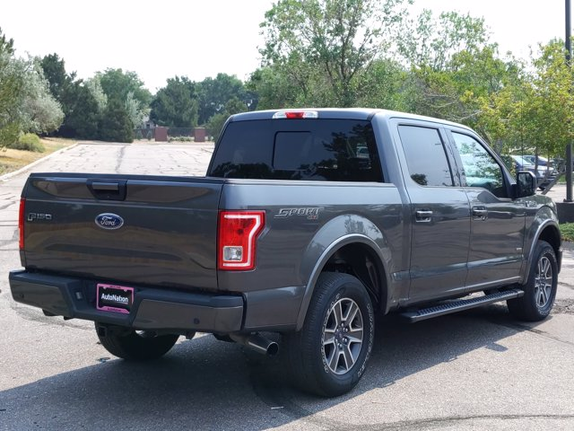 2017 Ford F-150 SuperCrew Cab 4x4, Pickup #HFC86552 - photo 6