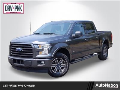 2017 Ford F-150 SuperCrew Cab 4x4, Pickup #HFC86552 - photo 1