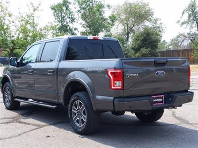 2017 Ford F-150 SuperCrew Cab 4x4, Pickup #HFC86552 - photo 2