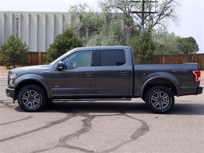 2017 Ford F-150 SuperCrew Cab 4x4, Pickup #HFC86552 - photo 9