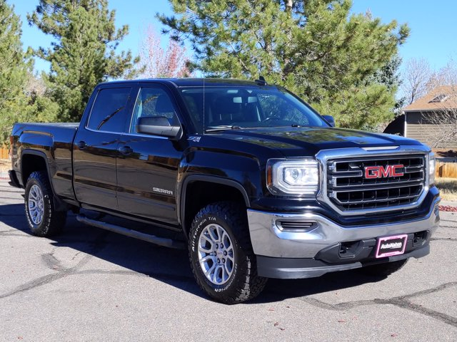 2017 GMC Sierra 1500 Crew Cab 4x4, Pickup #HG133888 - photo 3