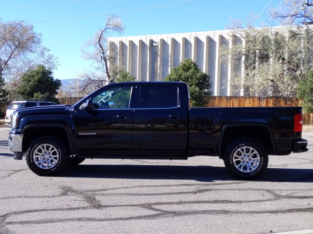 2017 GMC Sierra 1500 Crew Cab 4x4, Pickup #HG133888 - photo 13