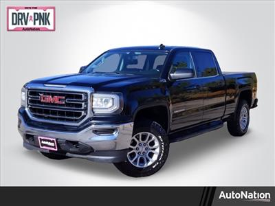 2017 GMC Sierra 1500 Crew Cab 4x4, Pickup #HG133888 - photo 1