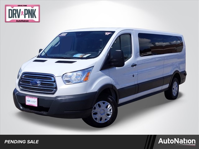 2017 Ford Transit 350 Low Roof 4x2, Passenger Wagon #HKA28524 - photo 1