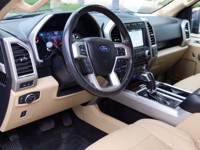 2017 Ford F-150 SuperCrew Cab 4x4, Pickup #HKC34583 - photo 10
