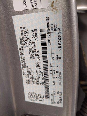 2017 F-150 SuperCrew Cab 4x4,  Pickup #HKD65095 - photo 22