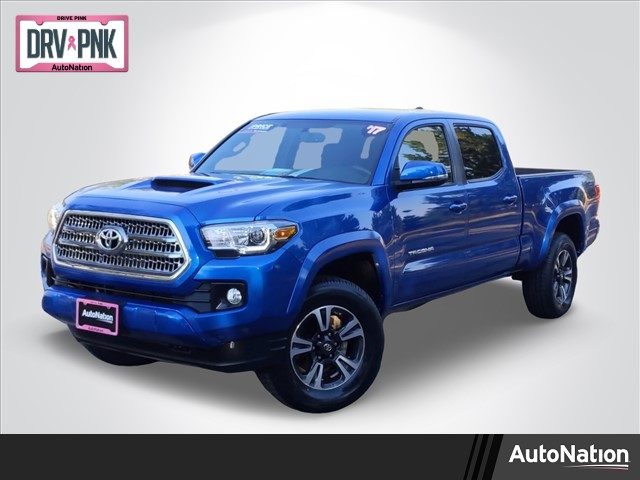 2017 Toyota Tacoma Double Cab 4x4, Pickup #HM024561 - photo 1