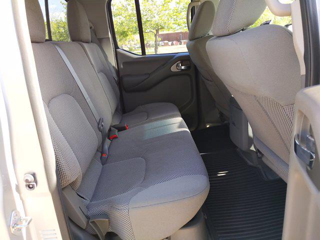 2017 Nissan Frontier Crew Cab 4x4, Pickup #HN714754 - photo 18