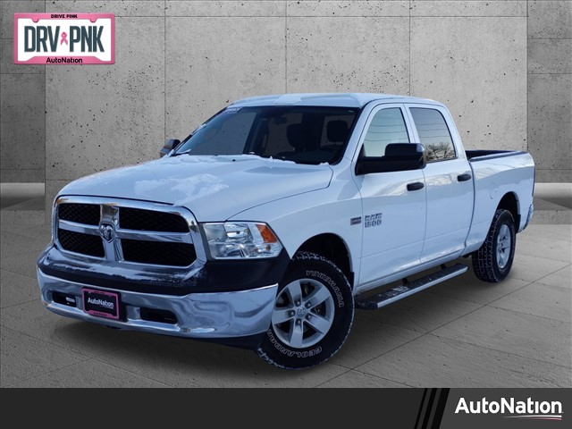 2017 Ram 1500 Crew Cab 4x4, Pickup #HS690417 - photo 1