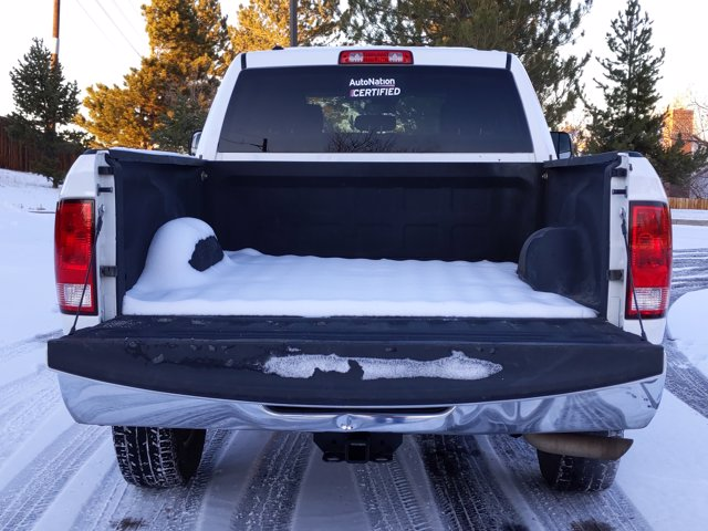 2017 Ram 1500 Crew Cab 4x4, Pickup #HS690417 - photo 8