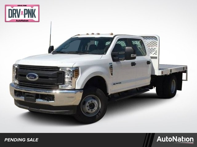 2018 F-350 Crew Cab DRW 4x4,  Scelzi Platform Body #JEB69474 - photo 1