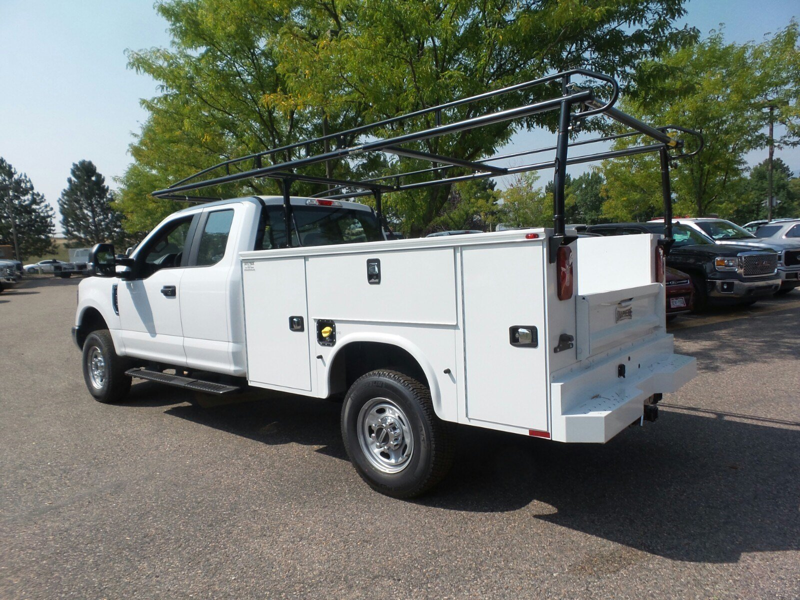 2018 F-250 Super Cab 4x4,  Knapheide Service Body #JEC95381 - photo 1