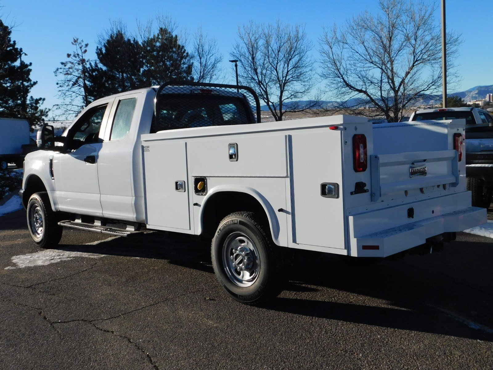 2018 F-250 Super Cab 4x4,  Knapheide Service Body #JEC95382 - photo 1