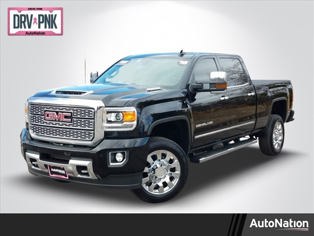 2018 Sierra 2500 Crew Cab 4x4, Pickup #JF121538 - photo 1