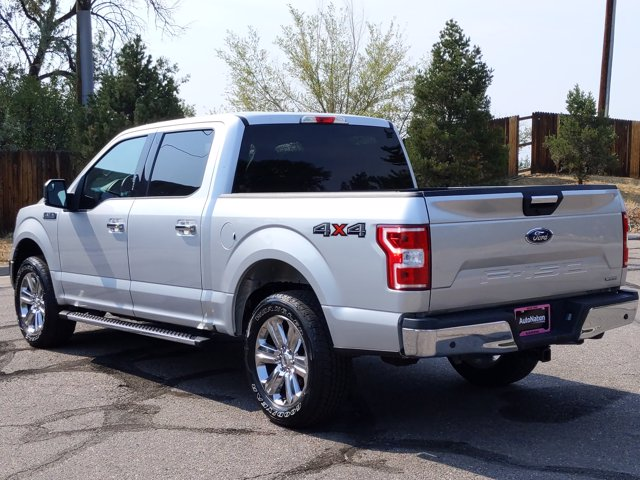 2018 Ford F-150 SuperCrew Cab 4x4, Pickup #JFA15817 - photo 1