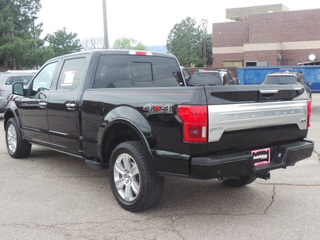 2018 F-150 SuperCrew Cab 4x4,  Pickup #JFA32891 - photo 1