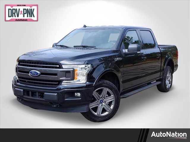 2018 Ford F-150 SuperCrew Cab 4x4, Pickup #JFB04254 - photo 1
