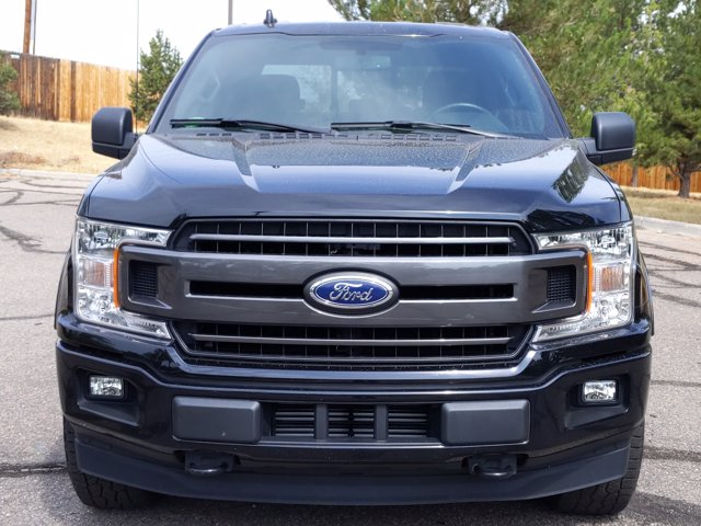 2018 Ford F-150 SuperCrew Cab 4x4, Pickup #JFB04254 - photo 3