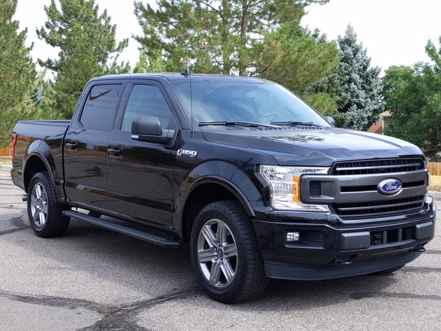 2018 Ford F-150 SuperCrew Cab 4x4, Pickup #JFB04254 - photo 4