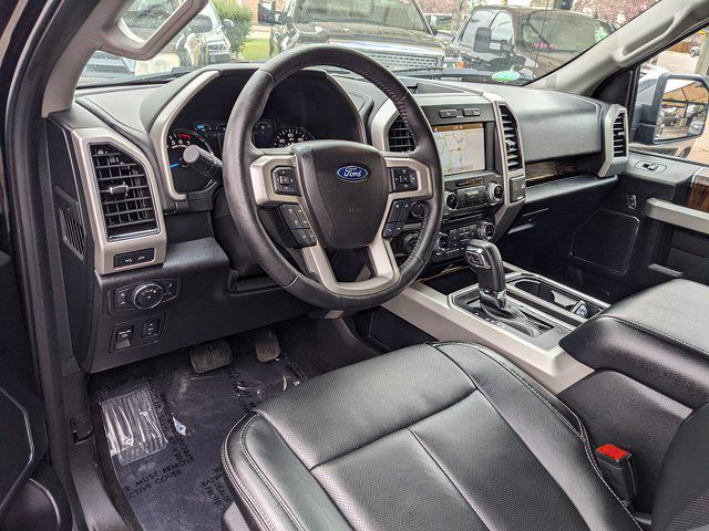 2018 Ford F-150 SuperCrew Cab 4x4, Pickup #JFB12200 - photo 10