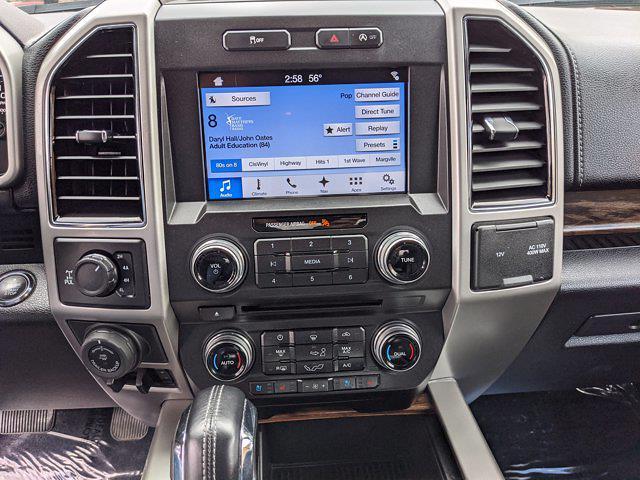 2018 Ford F-150 SuperCrew Cab 4x4, Pickup #JFB12200 - photo 15
