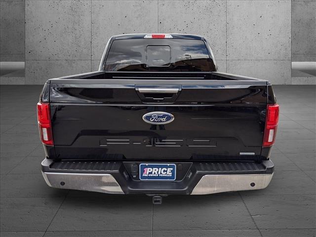 2018 Ford F-150 SuperCrew Cab 4x4, Pickup #JFB12200 - photo 3