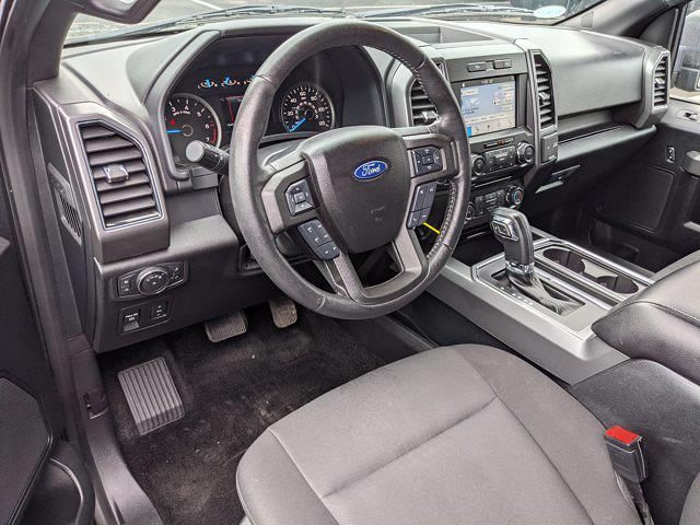 2018 Ford F-150 SuperCrew Cab 4x4, Pickup #JFB25459 - photo 10
