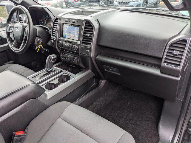 2018 Ford F-150 SuperCrew Cab 4x4, Pickup #JFB25459 - photo 21
