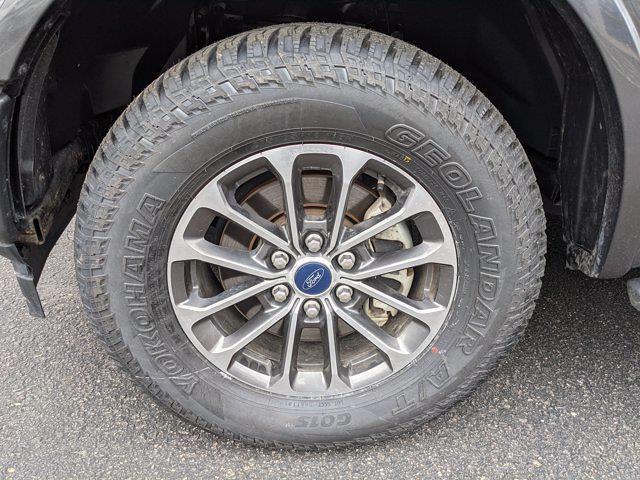 2018 Ford F-150 SuperCrew Cab 4x4, Pickup #JFB25459 - photo 23