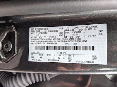 2018 Ford F-150 SuperCrew Cab 4x4, Pickup #JFB25459 - photo 24