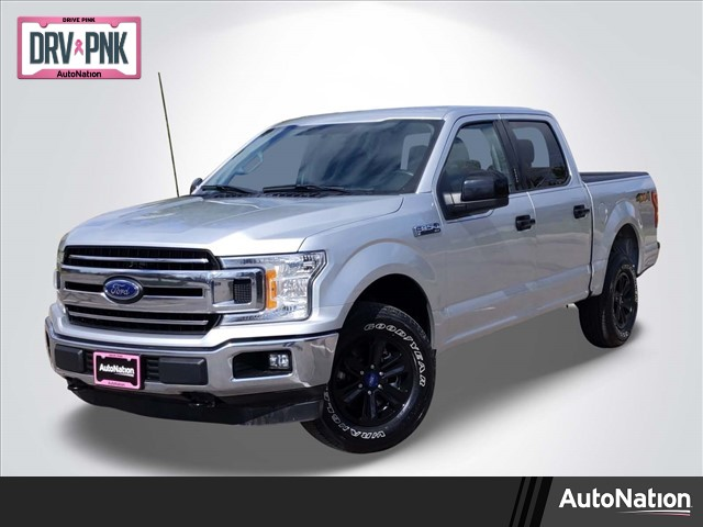 2018 F-150 SuperCrew Cab 4x4, Pickup #JFB31523 - photo 1