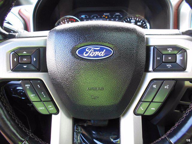 2018 Ford F-150 SuperCrew Cab 4x4, Pickup #JFB37073 - photo 16