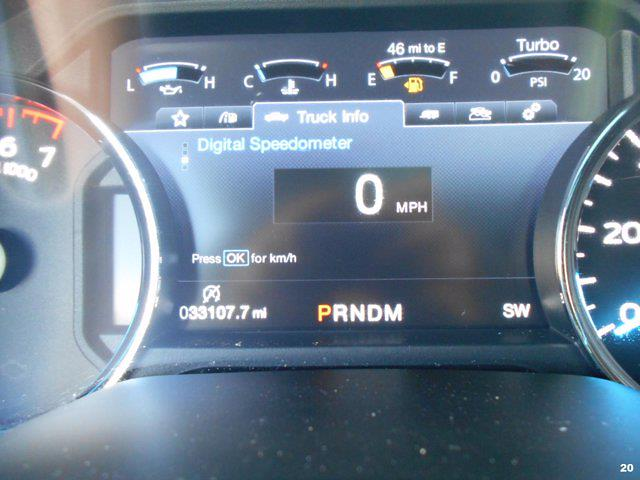 2018 Ford F-150 SuperCrew Cab 4x4, Pickup #JFB37073 - photo 20