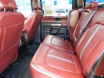 2018 Ford F-150 SuperCrew Cab 4x4, Pickup #JFB37073 - photo 10