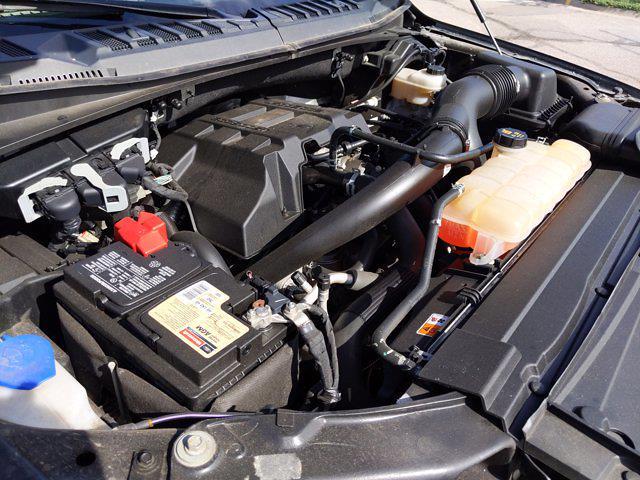 2018 Ford F-150 SuperCrew Cab 4x4, Pickup #JFC33080 - photo 21