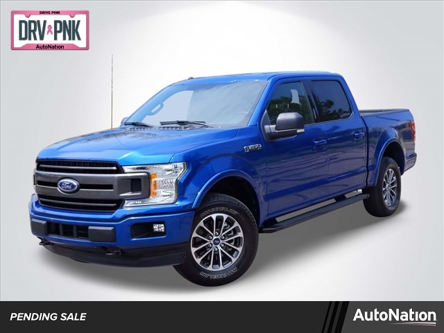 2018 Ford F-150 SuperCrew Cab 4x4, Pickup #JFC62264 - photo 1