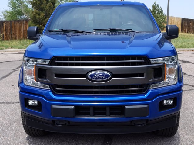 2018 Ford F-150 SuperCrew Cab 4x4, Pickup #JFC62264 - photo 3