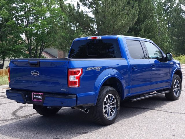 2018 Ford F-150 SuperCrew Cab 4x4, Pickup #JFC62264 - photo 6