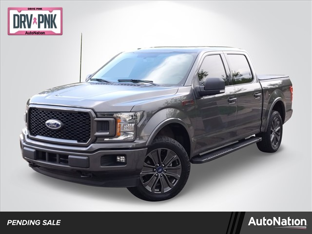 2018 Ford F-150 SuperCrew Cab 4x4, Pickup #JFC87668 - photo 1