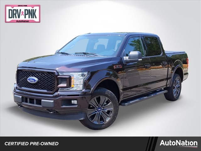 2018 Ford F-150 SuperCrew Cab 4x4, Pickup #JFD11770 - photo 1