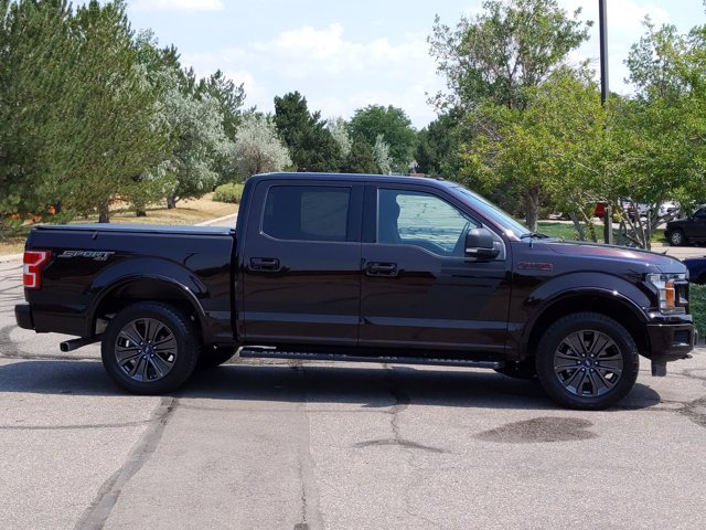 2018 Ford F-150 SuperCrew Cab 4x4, Pickup #JFD11770 - photo 5