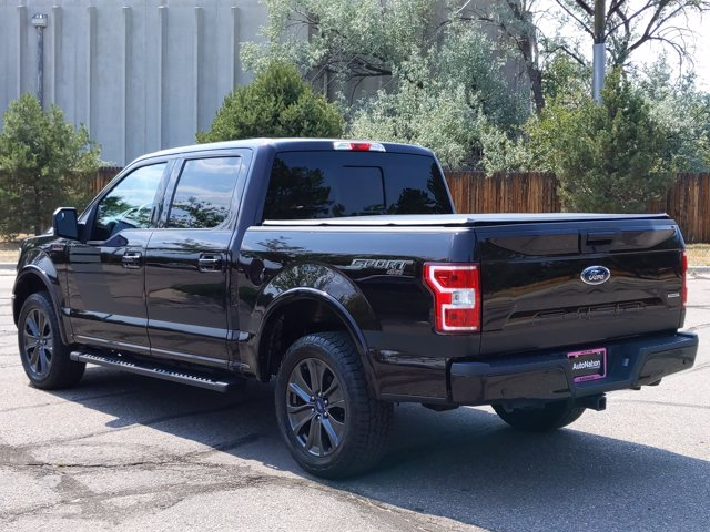 2018 Ford F-150 SuperCrew Cab 4x4, Pickup #JFD11770 - photo 2