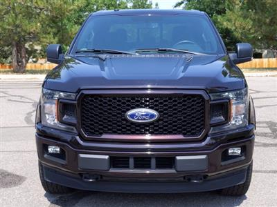 2018 Ford F-150 SuperCrew Cab 4x4, Pickup #JFD11770 - photo 3