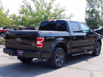2018 Ford F-150 SuperCrew Cab 4x4, Pickup #JFD11770 - photo 6