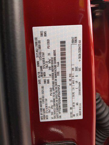2018 Ford F-150 SuperCrew Cab 4x4, Pickup #JFD27012 - photo 24