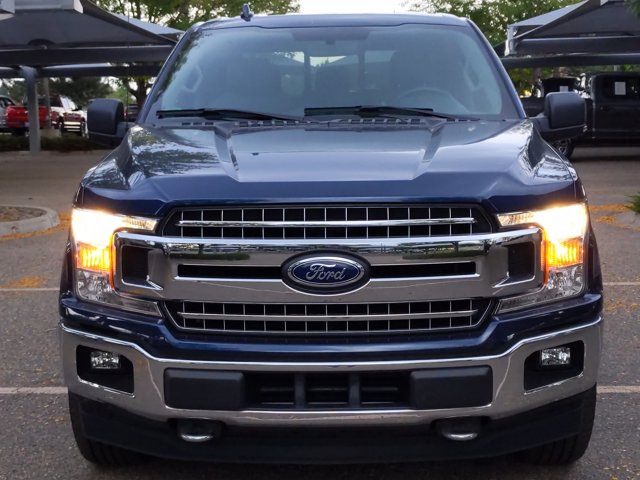 2018 Ford F-150 SuperCrew Cab 4x4, Pickup #JFD60063 - photo 1