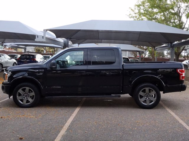 2018 Ford F-150 SuperCrew Cab 4x4, Pickup #JFD83440 - photo 9