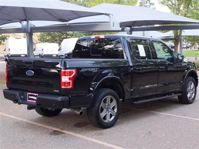 2018 Ford F-150 SuperCrew Cab 4x4, Pickup #JFD83440 - photo 6